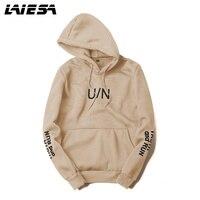 LIESA Very Good Quality Hip Hop Hoodies Men Streetwear Mens Hoodies And Sweatshirts Man Hoodie Oversized