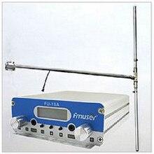 15 Вт CZH-15A CZE-15A FU-15A PLL FM стерео передатчик FM возбудитель 88 Mhz-108 Mhz+ DP100 1/2 волны дипольная антенна+ Мощность