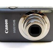 Б/у, Canon 115 HS Цифровая камера(12.1MP, 4x Оптический зум) 3,0 дюймовый ЖК-дисплей