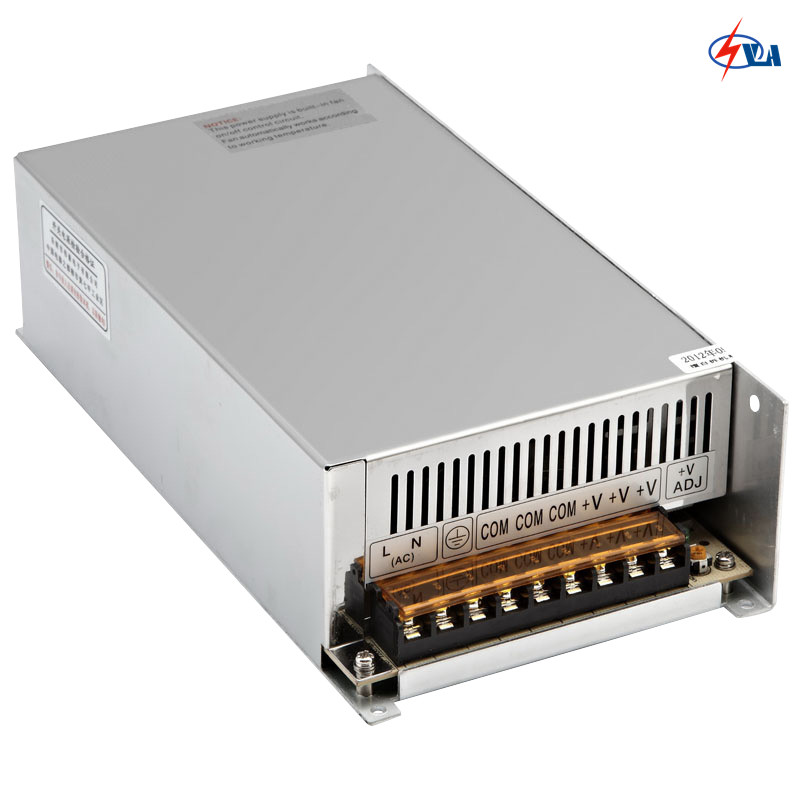 S-600-24 600W 24V switch mode power supply ac to dc constant voltage цена и фото