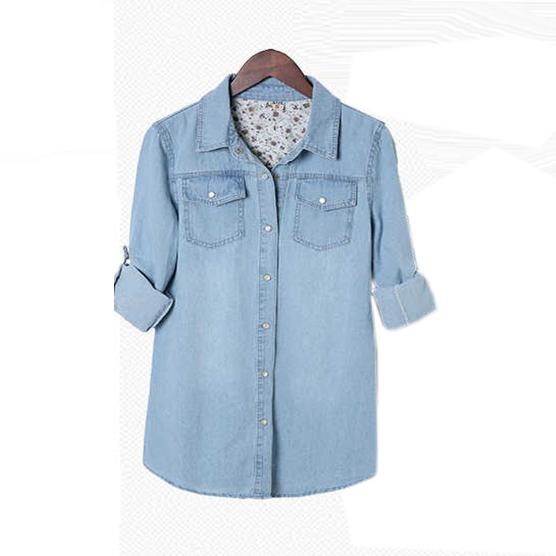 Jean Jacket Boyfriend-Style Autumn Women Denim New Hole Feminino Spring Coats Casacos