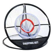 Indoor And Outdoor Golf Practice Net Golf Three-Layer Cutting Rod Network Golf Training Auxiliary Equipment(China)