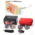 Kupo marca 100% speedcraft ciclismo bicicleta gafas de sol polarizadas ciclismo gafas de bicicletas deportes al aire libre goggle 7 colores