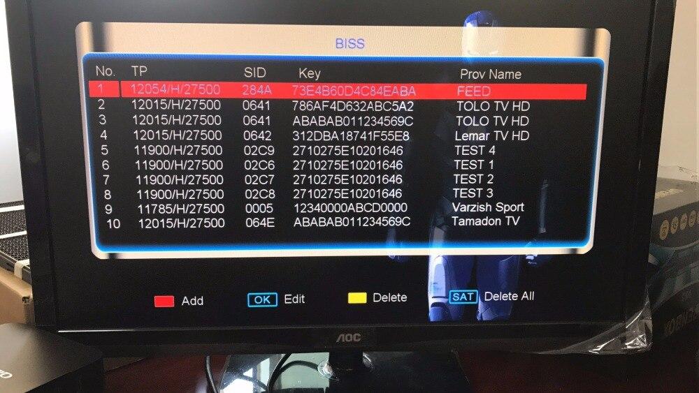 2019 DVB receiver Receptor tv box Singapore V9S PRO decoder tv box watch HD  channels 2xUSB port+USB WIFI pk V8 super V7