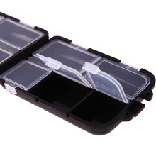 Small Box for Fishing Lures and Hooks