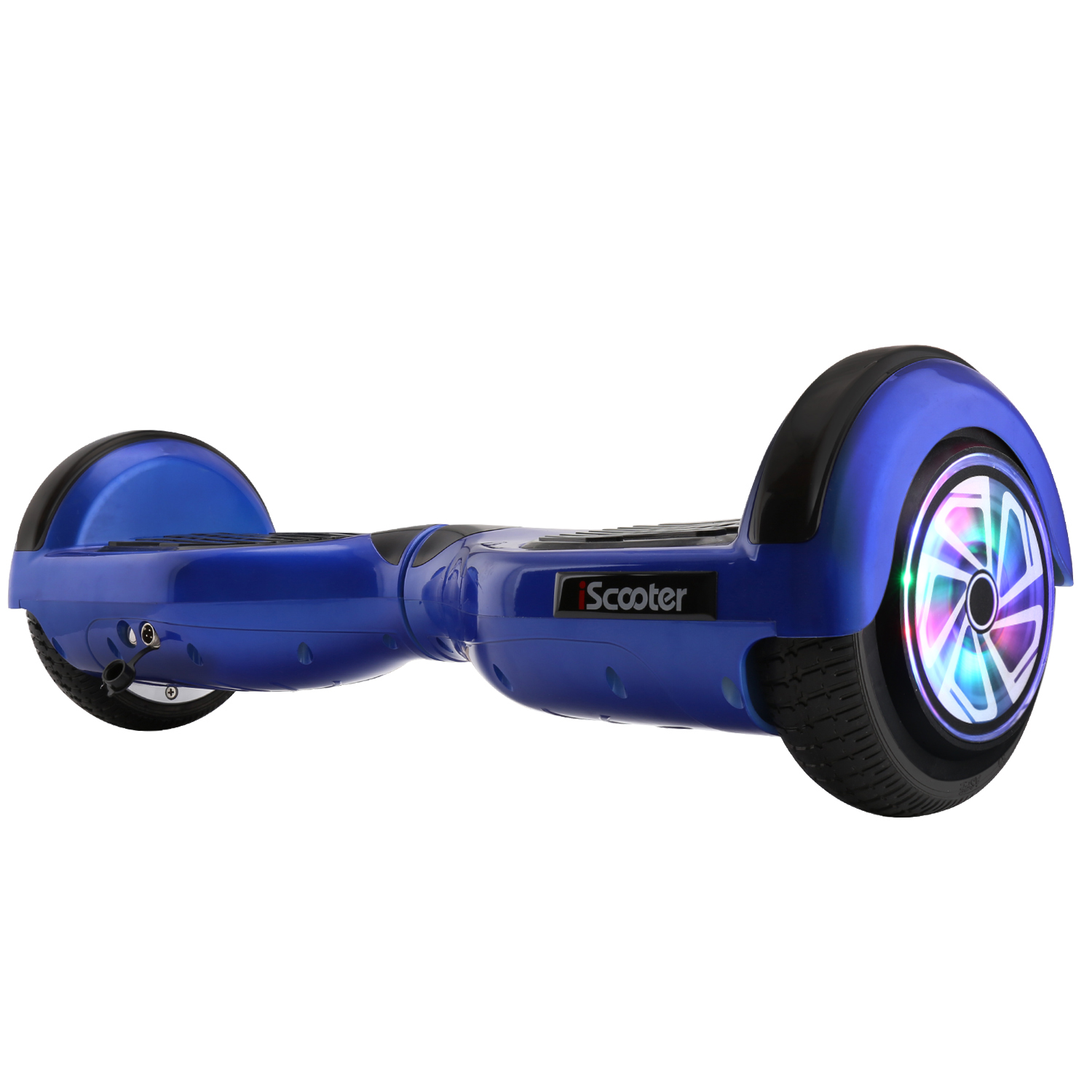 6.5 inch Hoverboard with Illuminated Wheels and Bluetooth 3