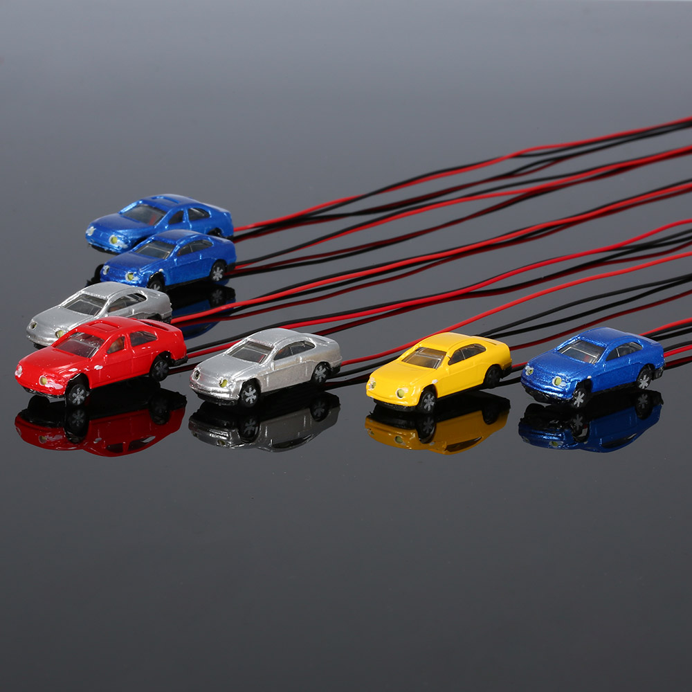 Incredible 10 Flaring Light Painted Model Cars With Wires Train Buildings Wiring Database Rimengelartorg