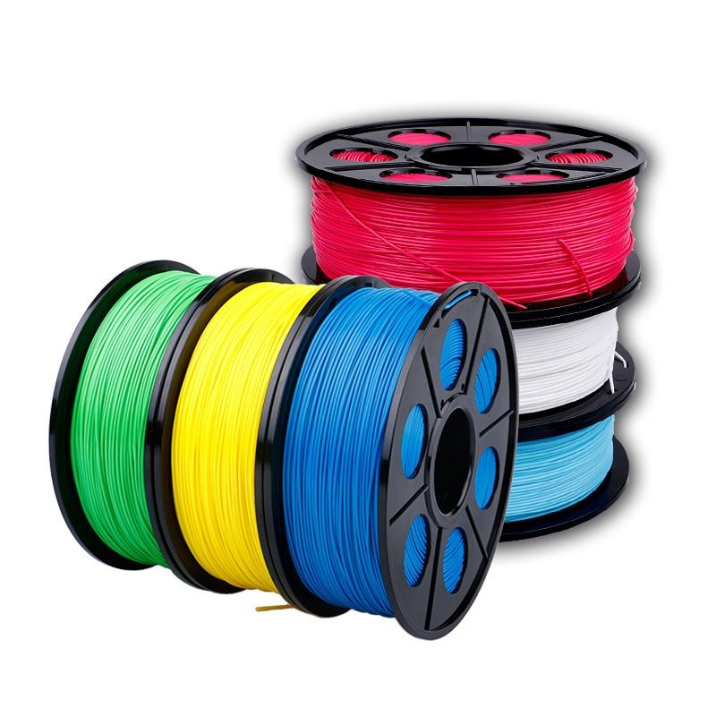 ABS 1.75mm 3D Printer Filament 1kilogram for 3D Printer 3D Printing Pen Reprap Wanhao Makerbot UP Parts Tolerance 0.02mm 3d printer abs filament 3mm 1kg spool for 3d printing no bubble about 135m white color tolerance 0 02mm for makerbot reprap up