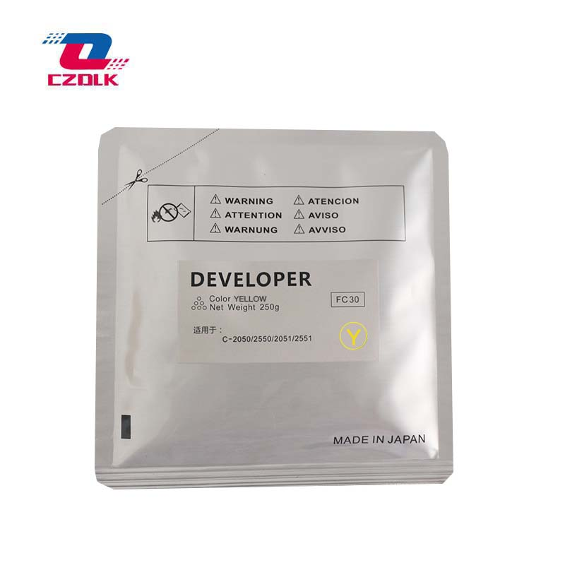nova fc 30 desenvolvedor compativel para toshiba e estudio 2051c 2551c 2050c 2550c 250 g saco