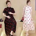 2016 Новый Летний материнства одежда беременных платья для кормящих одежды кормящих dress Грудное вскармливание Dress для Беременных Женщин стиль