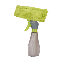 Car Cleaning Tools 3 In 1 Cloth Brush Water Blade Squeegee Spray Scraper For Automobile Window Body Clean