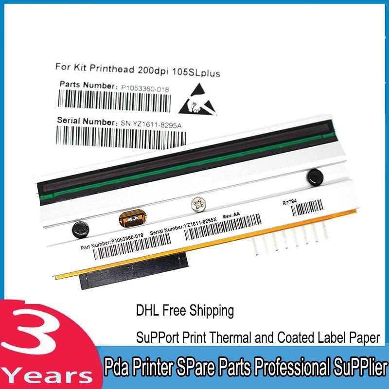 все цены на 105SL Plus Printer Compatible Thermal Printer head For Zebra 105SL Plus 110Xi4 R110Xi4 203dpi онлайн