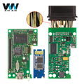 High Quality VAS 5054A Full OKI Chip ODIS V3.0.3 Bluetooth Diagnostic Tool VAS5054A Import 1181 IC Chip OBD OBD2 Car-detector