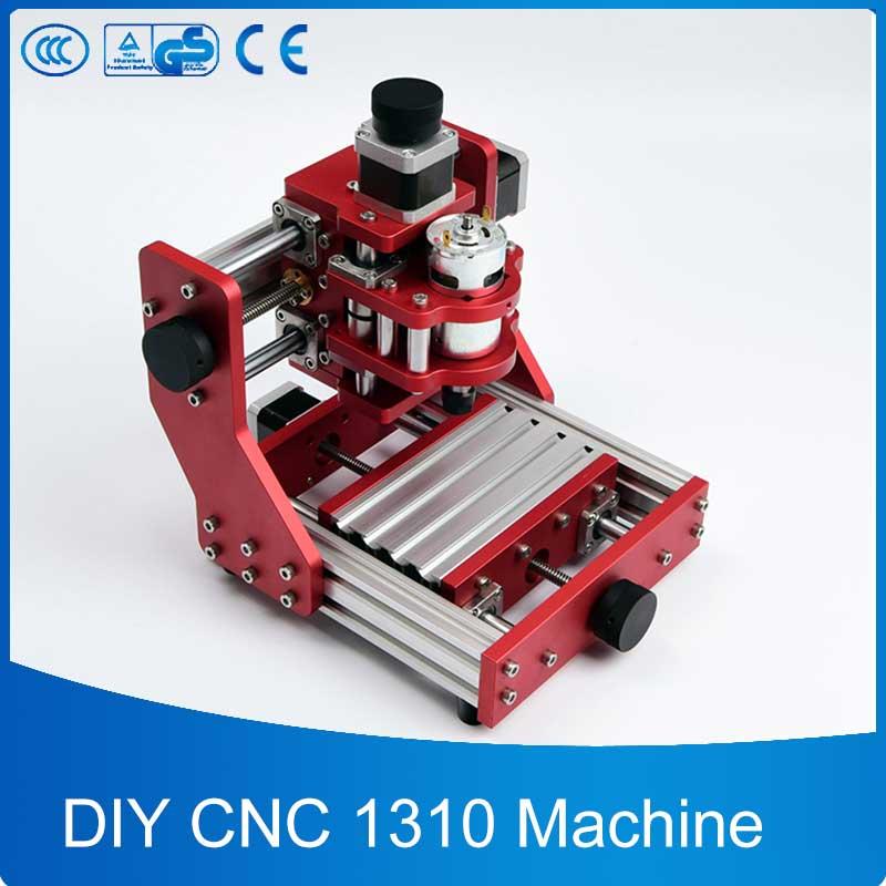 Cnc machine, cnc1310, gravure sur métal machine de découpe, mini CNC machine, cnc routeur, pvc pcb en aluminium de cuivre machine de gravure