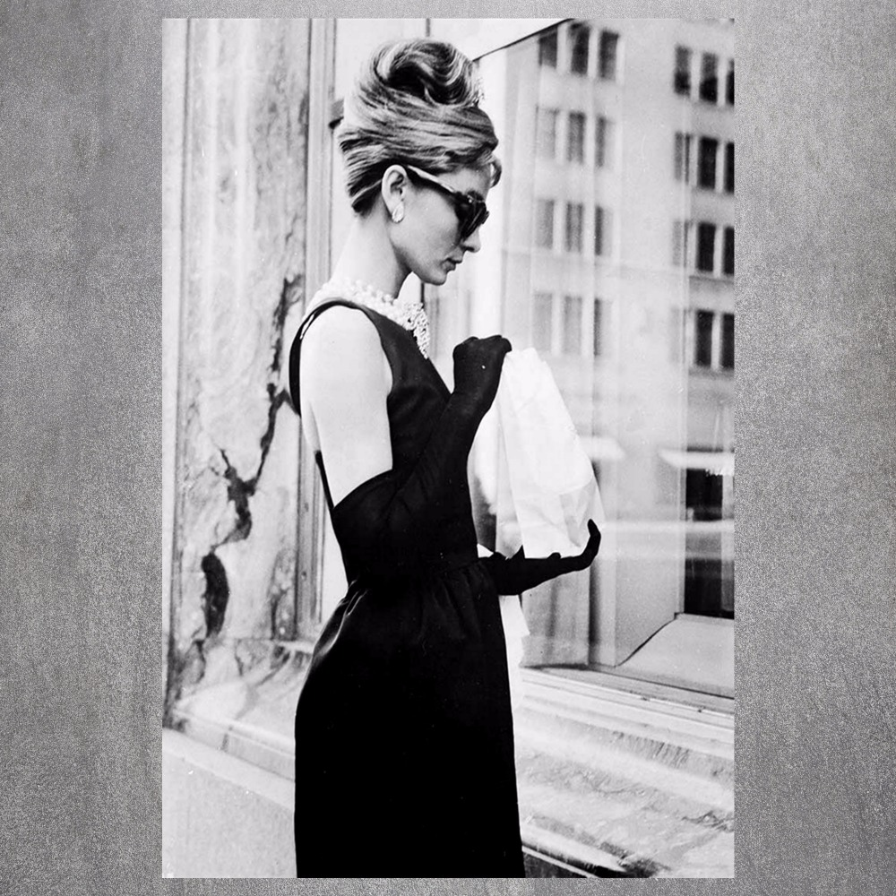 Audrey Hepburn Angel Quote Canvas Art Print Painting Poster Wall Picture For Living Room Home Decorative Bedroom Decor No Frame