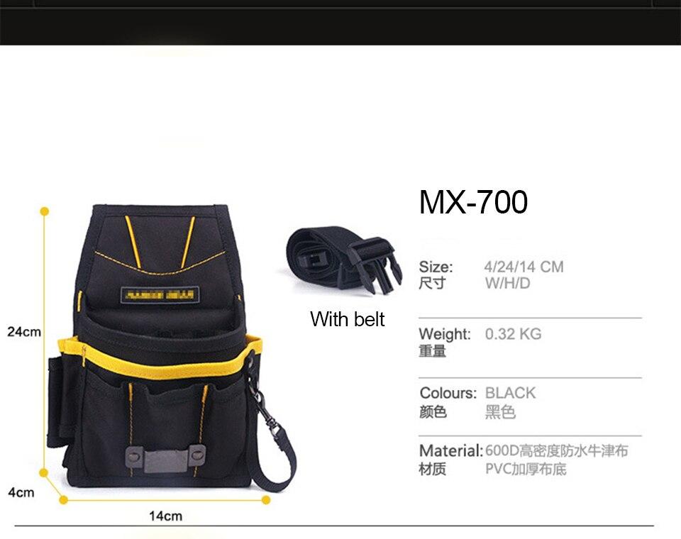 Image 2 - Черный желтый ремень сумка для инструментов сумка для набора инструментов для упаковки автомобиля виниловая пленка MO 304-in Наклейки на автомобиль from Автомобили и мотоциклы on AliExpress - 11.11_Double 11_Singles' Day