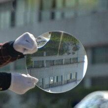 D250mm F230/240/290/500 мм оптическое волокно PMMA пластиковая фара прожектор с линзой Френеля линзы для сценового лампа солнечного света концентратор Лупа нить Объективы