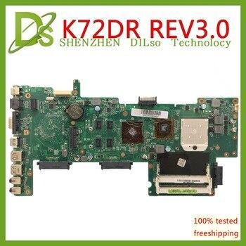 עבור ASUS X541UVK X541UAK X541UV X541U X541 X541UJ X541UVK בדיקה האם מחשב  נייד המקורי mainboard 8G