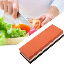 Doble Combinación Side Cuchillo Piedra de Afilar Muela 3000 #8000 # Accesorios Prácticos Home Living Color Al Azar