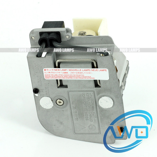 RLC-033 Original lamp with housing for VIEWSONIC PJ260D Projectors osram original bare lamp with housing rlc 077 for viewsonic pjd5126 pjd5226 projectors