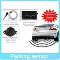 2015 Auto Car eletromagnética sensor de estacionamento radar de estacionamento guarda Bumper back-up sistema de estacionamento sem necessidade de perfurar fácil instalar