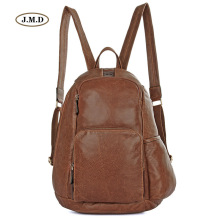 J.M.D Genuine Leather New Arrivals Style Fashion Design Shoulder Bag Unisex Backpack Unique for the Earphone 2008C