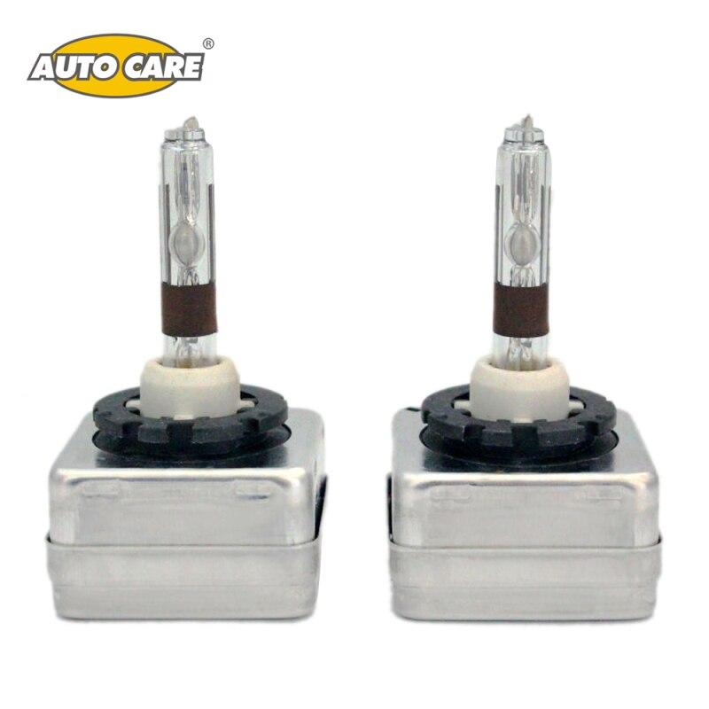 Auto Care D1R Xenon HID Bulbs Headlights Car Lamp 35W 12V converter adapter base 4300K 5000K 6000K 8000K 10000K 12000K White auto care h4 xenon hid bulbs headlights car lamp h4 3 55w color temperature 4300k 5000k 6000k 8000k 10000k 12000k low high beam