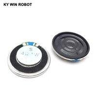 4 2 5pcs/lot New Ultra-thin Mini speaker 4 ohms 1 watt 1W 4R speaker Diameter 28MM 2.8CM thickness 5MM (5)