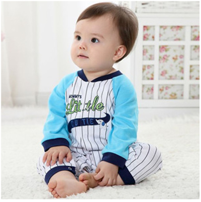 Bebek Giyim 2016 Yeni Bebek Kız Yenidoğan Giysileri Romper Uzun Kollu Kombinezonlar Bebek Ürün Bebek Rompers Yaz Boy