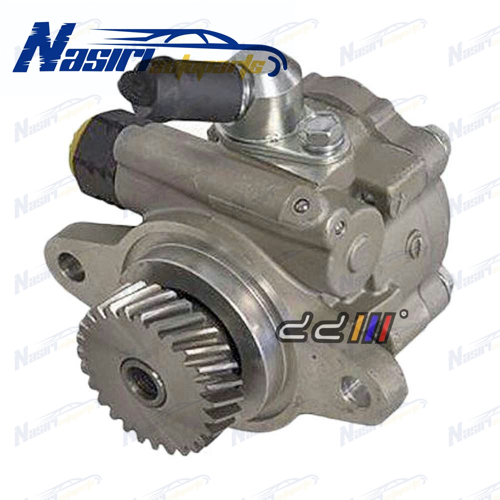 US $118 17 35% OFF Power Steering Pump For Toyota Land Cruiser HDJ100  HDJ101 1HDFTE 02 07 #44310 60420-in Timing Components from Automobiles &