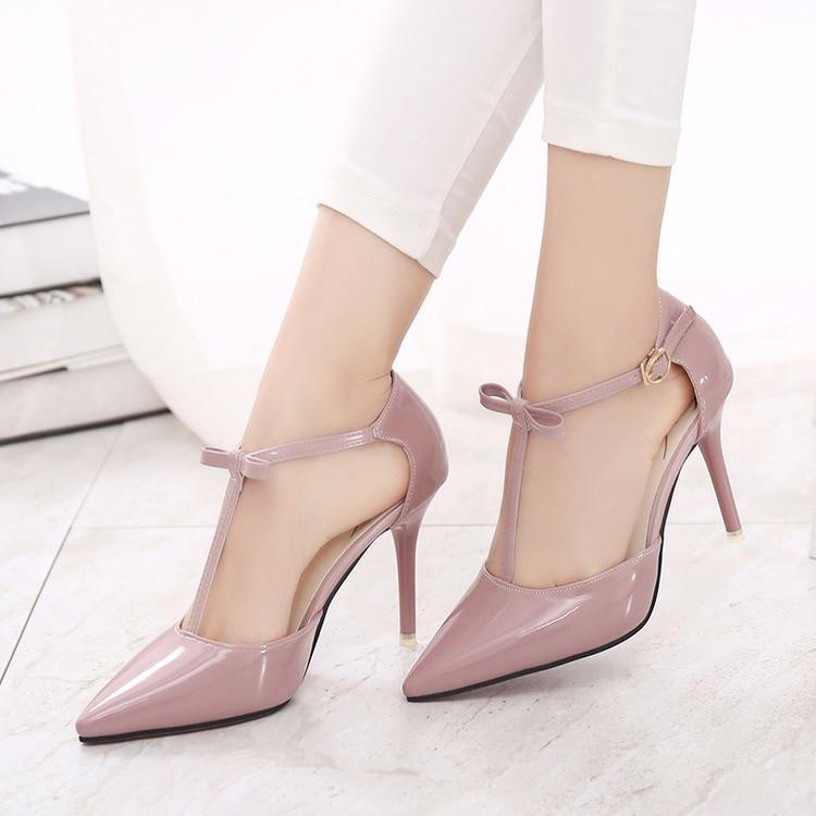 Aliexpress.com : Buy ENLEN&BENNA women pumps high thin heels women ...