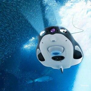 Image 3 - Oryginalny nowy PowerVision PowerRay Wizard aparat podwodny Drone