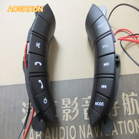 Free Shipping For Great Wall Hover H3 H5 Multi Function Steering Wheel Control Buttons