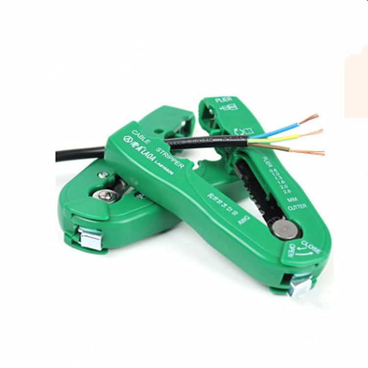 Marca Mini pinza Wire Stripper Cavo multifunzione Wire Stripper Pinze - Utensili manuali - Fotografia 1