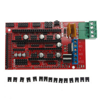 3D Printer Controller For RAMPS 1 4 Reprap Mendel Prusa Support For Arduino Board 3D Printer