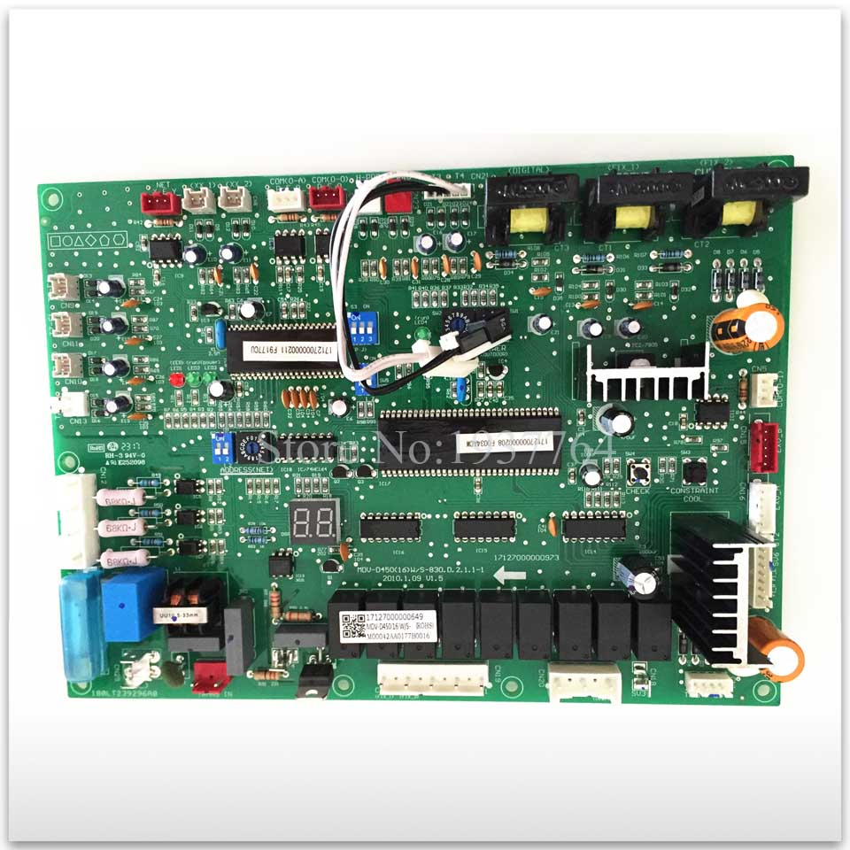 95% new & original for air conditioning Computer used board control board MDV-D450W/SN1-830 MDV-D450(16)W/S-830 good working 95% new good working for midea air conditioning computer board mdv d22t2 d 1 4 1 mdv d22t2 board