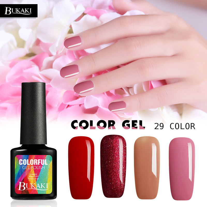 bukaki french nude color nail polish