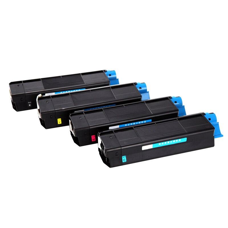 все цены на High Quality Toner Cartridge for OKI 5510MFP 5450N 5250DN 5540MFP онлайн