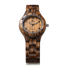где купить Business Wood Watches Women's Luxury Fashion Wooden Quartz Wristwatches Casual Watch Free Shipping Sale по лучшей цене