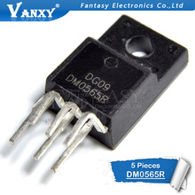 5PCS DM0565R TO 220F 6 DM0565 TO 220F TE 220