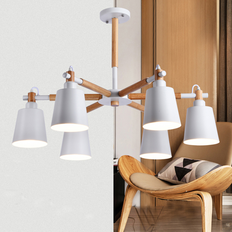 New Design modern ceiling light DIY triangle led bedroom ceiling ...