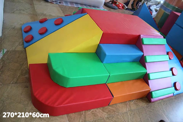 YLW logiciel personnalisé enfants peluche bébé aire de jeux intérieure centre YLW-INA171057