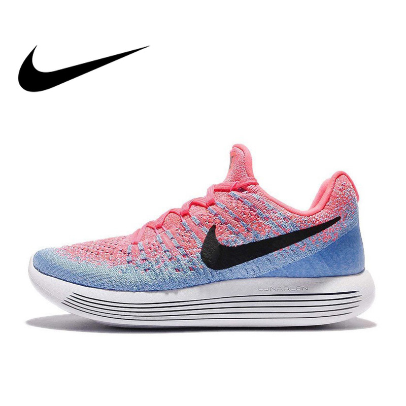 Original Official Nike LUNAREPIC LOW FLYKNIT Womens Breathable Running Shoes Sports Sneaker Outdoor Walking Brand DesignerOriginal Official Nike LUNAREPIC LOW FLYKNIT Womens Breathable Running Shoes Sports Sneaker Outdoor Walking Brand Designer