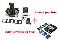 Newest Easy Jtag plus box Easy Jtag plus +E mate box Emate pro box E Socket EMMC TOOL all in 1