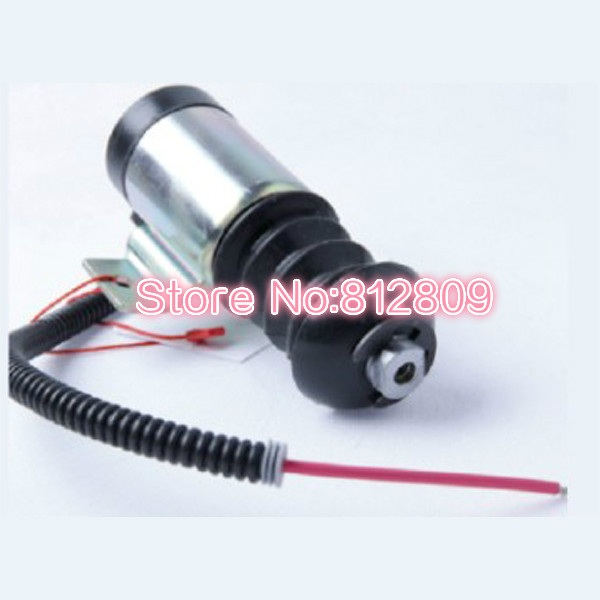 Free Shipping Fuel Stop solenoid 0423 3841, 35DZS1E2, 0423 4373 for 912 913 914 Engine FREE FAST SHIPPING new fuel injector 04178023 for 1011 2011 engine 0432191624 free shipping