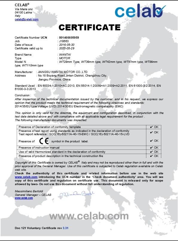 Отличная мотор! Wantai 5 шт. Nema23 57BYGH633 270oz-in 78 мм 3A CE по ограничению на использование опасных материалов в производстве ISO фрезерный станок с ЧПУ для резки и 3D-принтеры плазменной резки комплект для гравировки