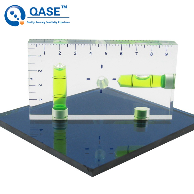 QASE High Quality  T-Type Level Bubble Magnetic blisters Two directions Spirit Level Size 95*51*13mmQASE High Quality  T-Type Level Bubble Magnetic blisters Two directions Spirit Level Size 95*51*13mm