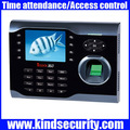 Original High speed TCP/IP fingerprint time attendance time recorder linux system color screen ZK time attendance iclock360