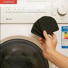 4pcs Refrigerator Mute Mat Washing Machine Anti Vibration Pad Shock Pads Set Household