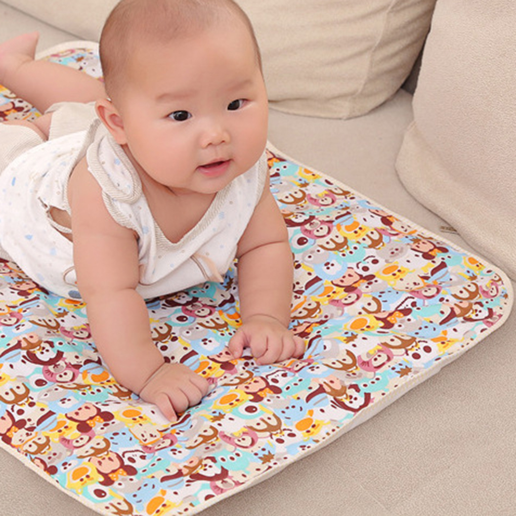 Plus Size Baby Foldable Portable Travel Nappy Diaper Washable Changing Mat Waterproof Ba ...